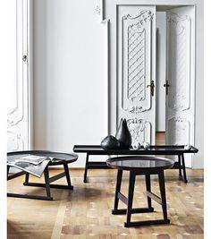 Recipio '14 Table Basse Carrée Maxalto
