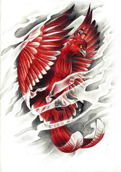 Reincarnation by Coconut-CocaCola on DeviantArt Reincarnation by Coconut-CocaCola<br> Liverpool Tattoo, Tatouage Liverpool, Phoenix Design, Phoenix Tattoo Design, Phoenix Art, Phoenix Images, Phoenix Tattoo Sleeve, Phoenix Bird Tattoos, Sleeve Tattoos