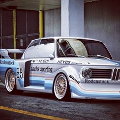 BMW 320i turbo, Grp 5