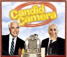 Candid Camera was a hidden camera television series created and produced by Allen Funt,