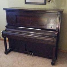 Farrand Piano Co. player piano - $550