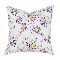 { caitlin wilson textiles: british bouquet pillow }