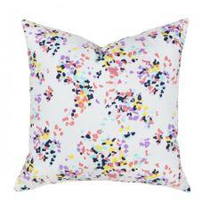 { caitlin wilson textiles: british bouquet pillow }