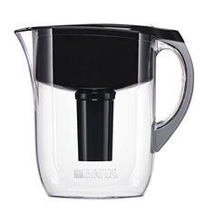 Brita 10 Cup Grand BPA Free Water Pitcher with 1 Filter, ... https://www.amazon.com/dp/B00VAG8M5I/ref=cm_sw_r_pi_dp_x_2Ik3ybQ5GMW8S