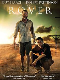 10 years after a global economic collapse, a hardened loner pursues the men who stole his only possession, his car. Along the way, he captures one of the thieves' brother, and the duo form an uneasy bond during the dangerous journey.  Drama, Rated R, 102 min.  http://ccsp.ent.sirsi.net/client/hppl/search/results?qu=rover+pearce&te=&lm=HPLIBRARY&dt=list