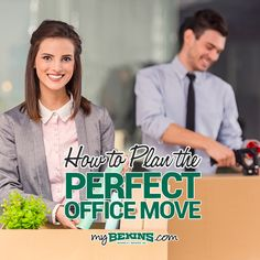 Running a business is difficult, but tack on the additional stress of an office move and you may feel like it is downright impossible. Office Moving, How To Plan, Feelings