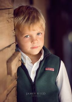 Jamey Reed Photography - Google+~ Alabama Portrait and Commercial Photographer~ Grandpa's Barn ~ Natural Light ~ Alabama Child Photographer ~ 5 year old boy ~ Vineyard Vines ~ Boys Fashion ~ Outdoor Photography Session
