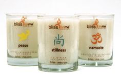 Bliss In Me Soy Candle 6.5 oz  Three Scents by BlissInMeCandles, $17.00 #candles