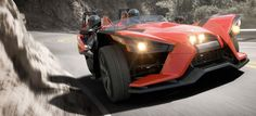 ​Polaris Slingshot: Can Three Wheels Make A Better Roadster?