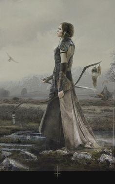 female archer | Tumblr