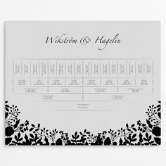 Personalized family tree, five generations. Size 16 x 20 inches. Genealogy chart print. #creocrux