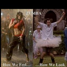 How I feel when I Zumba, what I look like when I Zumba! So true! But I love Zumba anyway! I Smile, Make Me Smile, Looks Pinterest, Demotivational Posters, Friday Humor, Funny Friday, I Work Out, How I Feel, Just For Laughs