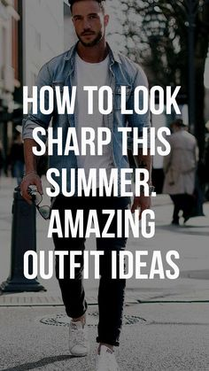 How to look sharp this summer. #streetstyle #summer