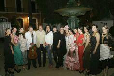 Carrusel fin de fiesta, desfile Marta Sanjosé Complementos