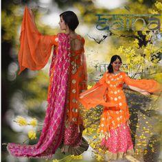 Bandhani Dress, Western Wear, Sari, How To Wear, Dresses, Fashion, Saree, Vestidos, Moda