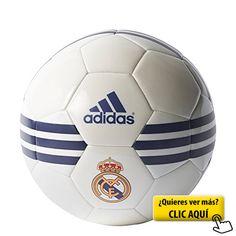 adidas Real Madrid Balón de Fútbol, Hombre,... #balon #futbol