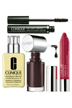 5x set van Clinique t.w.v. €108