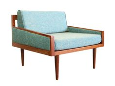 Casara Modern Mid-Century Modern Furniture Collection by CasaraModernShop Mid Century Modern Daybed, Mid Century Chair, Mid Century Modern Furniture, Open Space Living, Small Living, Chair Price, Interior Exterior, Upholstered Chairs, Chair Cushions