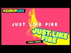 "Sing along to ""Just Like Fire"" from #KIDZBOP32 with The KIDZ BOP Kids! Get KB32 below: Apple Music: http://smarturl.it/KB32iTunes Amazon Music: http://smartu... Cool Dance Moves, Kids Bop, Just Like Fire, Don't Let Me Down, Youtube Songs, Brain Breaks, Kids Songs, Apple Music, Google Play"