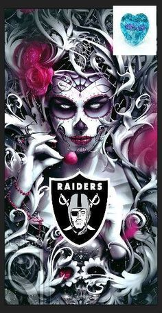 Raiderette Raider Nation Raiders