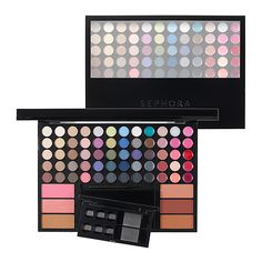 Sephora Cosmetics | Sephora Collection's Colorista Custom Makeup Palette