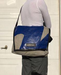 Freitag F12 Messenger Bag