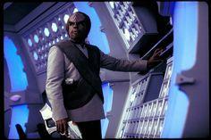 Michael Dorn in Star Trek: Insurrection (1998)