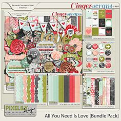 All You Need Is Love [Bundle Pack]