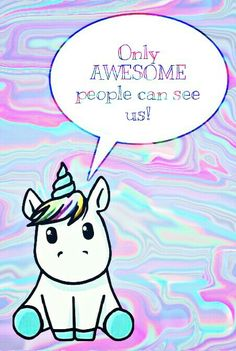 Awesome unicorns☺