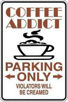 Coffee Addict Parking
