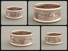 Just finished! Eagle Ring in white & yellow gold with a diamond eye.   #nativeamerican #aboriginal #eagle