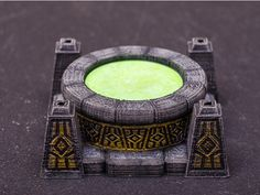 Altar sagrado para RPGs - ThingsCreators.com