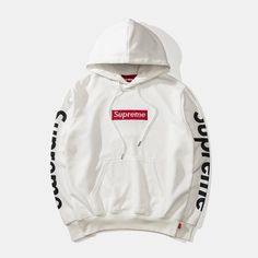 Supreme Hoodies chest / arm logo 3 colors authentic supreme -Black Friday – T-Shirt Store Hoodie Sweatshirts, Hoodies, Street Outfit, Street Wear, Supreme Hoodie, Supreme Merch, Black Top And Jeans, Philipp Plein T Shirt, Celebrity Casual Outfits