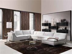 Fashion 2467 Sofa by Natuzzi Editions | via Furniture Fashion