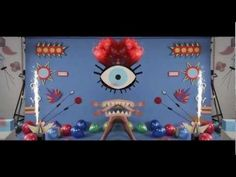 Yuksek's new music Video. Very crazy mirror screen effect.