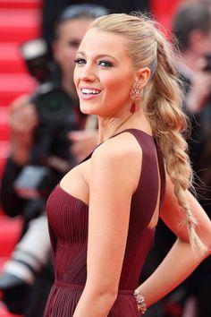 New Braid Hairstyles - Celebrity Braid Hairstyle - Elle