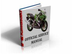 kawasaki zx 6r 1998 1999 service manual