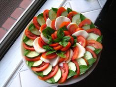 Caprese Ensalata | Flickr - Photo Sharing!