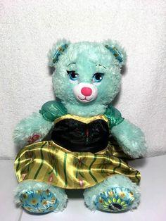 e40dd92c43d Build A Bear Disney Frozen Anna 17 Plush Doll with Dress Sparkles