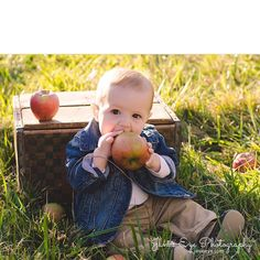 This cutie is about to turn ONE. #childphotography #childphotographer #northjersey  #washingtonnewbornphotographer