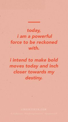 POSITIVE AFFIRMATIONS by Lindsey Eryn of the Daring Romantics Podcast (IG: @lindseyeryn / @thedaringromantics). __ positive affirmations, positive affirmations for dreamers, positive affirmations for entrepreneurs, quotes to live by, affirmations for b