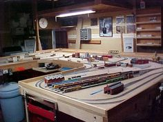 model train layouts | Ho Model Train Layouts Craigslist Layout Plans PDF for sale o n ho g ...
