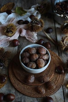 Vanilla&Staubzucker: Marron Glacé