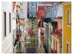 Lisboa, Portugal - city sights