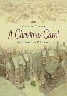 A classic!!! My very first fav book: A Christmas Carol