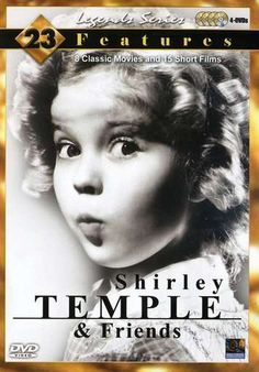 shirley+temple+movies | Shirley Temple & Friends: 8 Classic Movies and 15 Short Films (4-DVD ...
