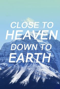 Heaven & Earth - Via