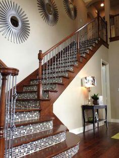 Oo pretty stairs so unique