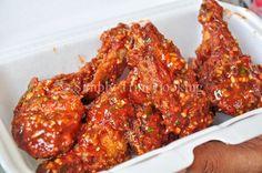 Trini Style Paprika Chicken