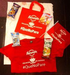 gran dia para todos nosotros #quenopare en breve entregamos las firmas.Todo preparado con #FacundoSinGluten gracias